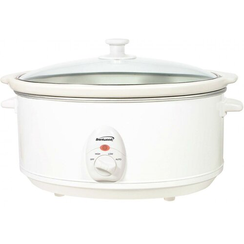 Brentwood Appliances 6.5-Quart Slow Cooker