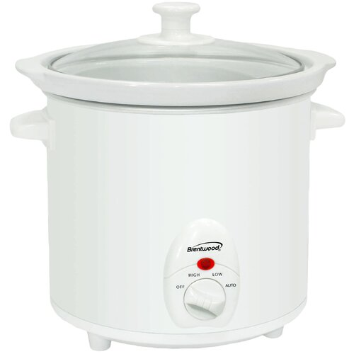 Brentwood Appliances 3-Quart Slow Cooker