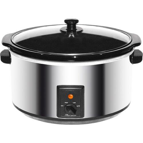 Brentwood Appliances 8-Quart Slow Cooker