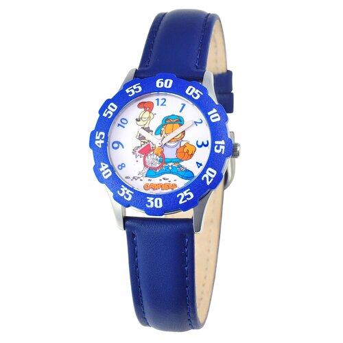 Garfield Tween Time Teacher Leather Strap Watch