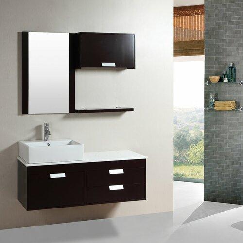 Kokols 51 5 Quot Single Bathroom Vanity Set Amp Reviews Wayfair