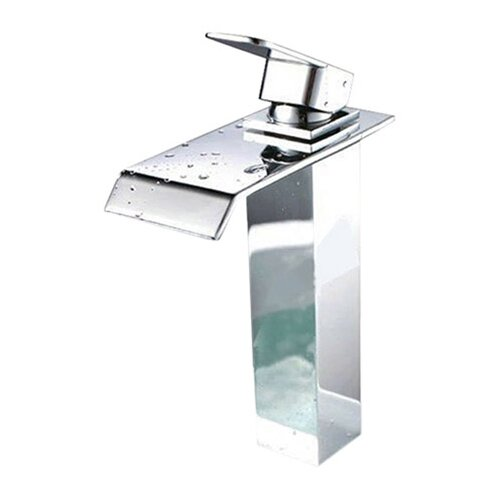 Kokols Single Handle Single Hole Waterfall Vessel Sink Faucet Reviews Wayfair