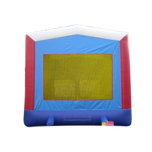 JumpOrange Patriot Commercial Grade Inflatable Bouncy House