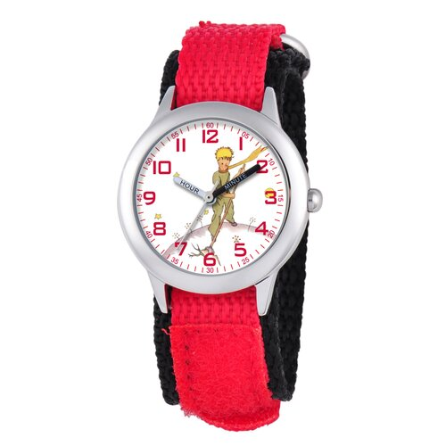 Little Prince Kid's Time Teacher Stationary Watch