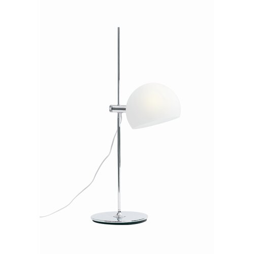 """Nuevo Sussex 14"""" H Table Lamp with Bowl Shade"""