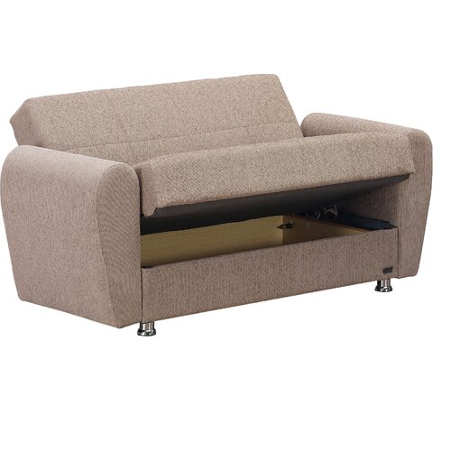 Beyan Signature Colorado Convertible Loveseat