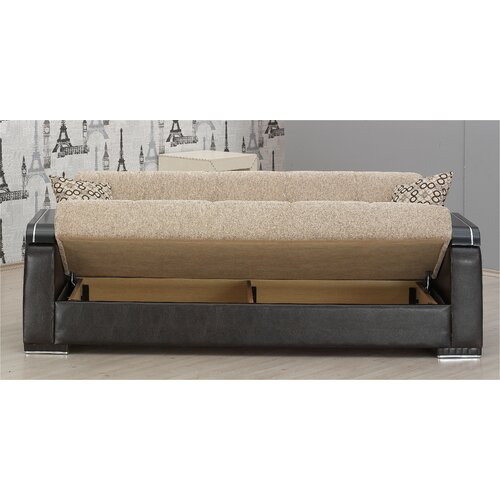 Beyan Signature Arkansas Convertible Sofa