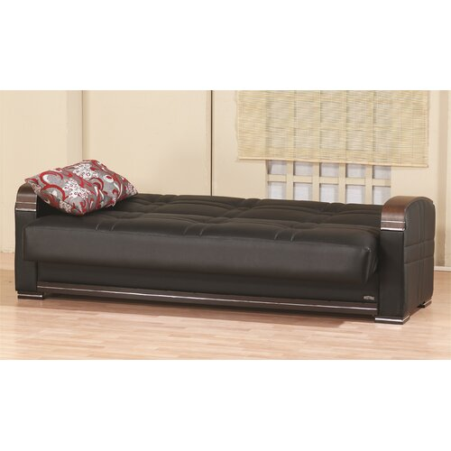 Beyan Signature Bronx Convertible Sofa