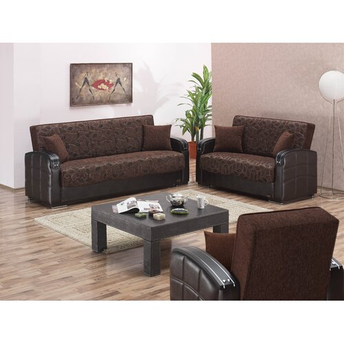 Beyan Signature Torino Convertible Sofa