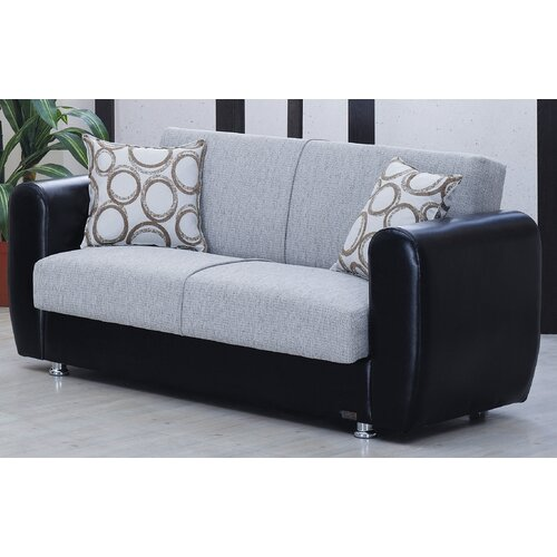 Houston Convertible Loveseat