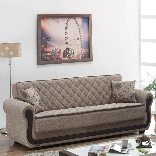 Beyan Signature Newark Convertible Sofa