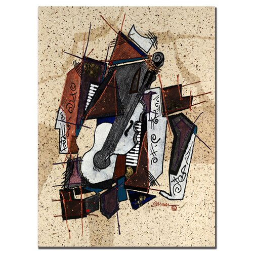 The Mix by Garner Lewis Painting Print on Canvas