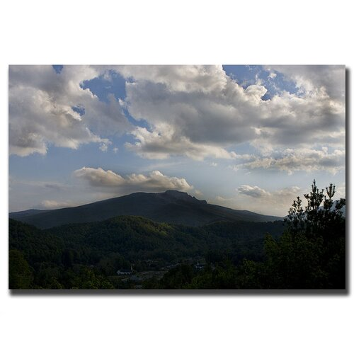Landscape by Cary Hahn Photographic Print on Canvas