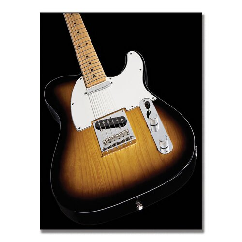 Telecaster II Photographic Print on Canvas
