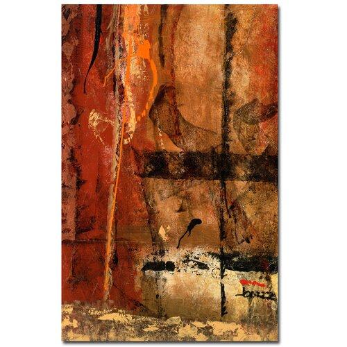 Trademark Fine Art 'Victory II' by Joarez Painting Print on Canvas