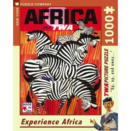 Africa 1000-Piece Puzzle