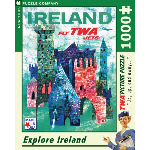 Ireland 1000-Piece Puzzle