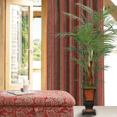 Laura Ashley Home Realistic Areca Palm Tree in Urn
