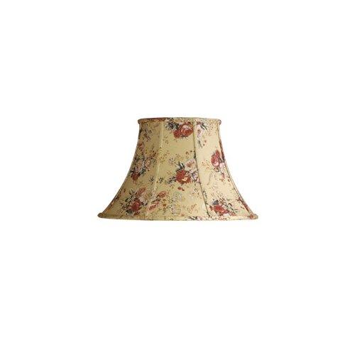 "Laura Ashley Home 18.5"" Angelica Cotton Empire Lamp Shade"