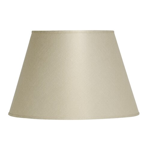 "Laura Ashley Home 18"" Calais Linen Empire Lamp Shade"