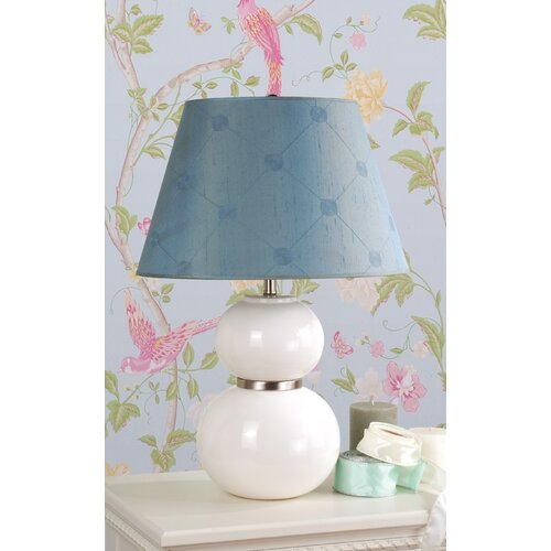 Laura Ashley Home Keal Table Lamp with Lucille Shade