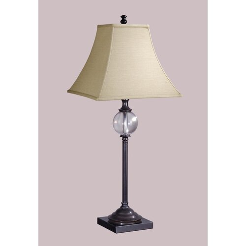 "Laura Ashley Home Keats 30.5"" H Table Lamp with Pagoda Shade"