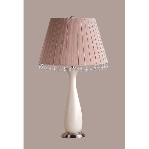 Laura Ashley Home Penelope Table Lamp with Aida Shade