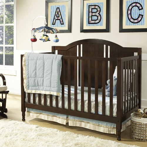 Dorel 4-in-1 Convertible Crib