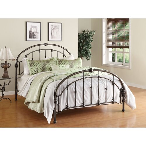 Dorel Asia Queen Metal Bed