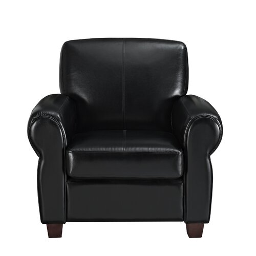 Faux Leather Accent Chairs Wayfair