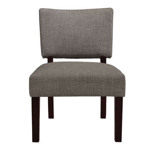 Grayer Linen Side Chair