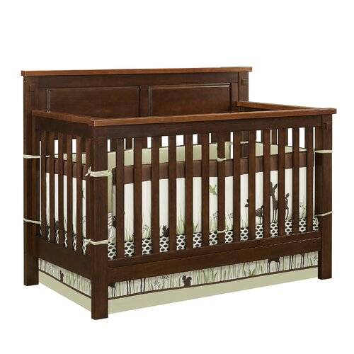 Dorel Living Baby Relax Forrest 4 In 1 Convertible Crib