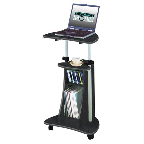 Techni Mobili Mobile Laptop Storage Desk