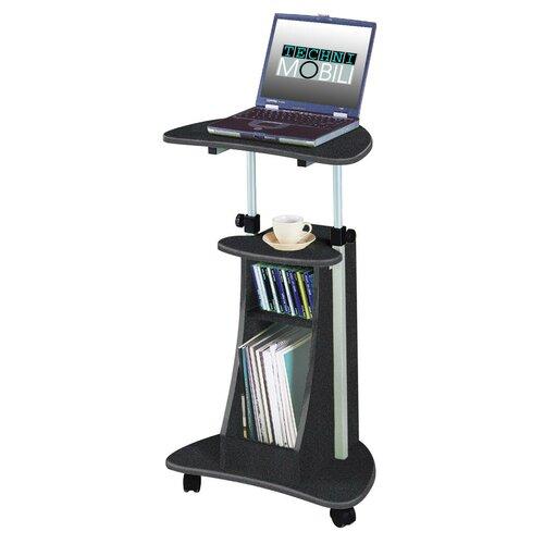 Techni Mobili Mobile Laptop Storage Desk