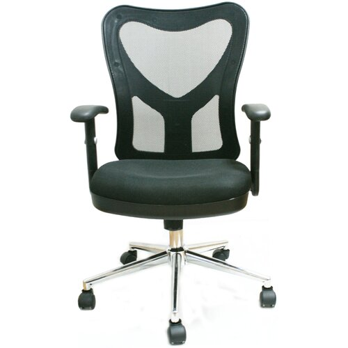 Mid-Back Mesh Fully-Adjustable Office Chair
