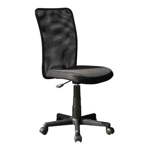 Techni Mobili Simplicity Mid-Back Mesh Task Chair