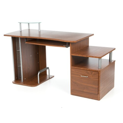 Techni Mobili Deluxe Computer Desk