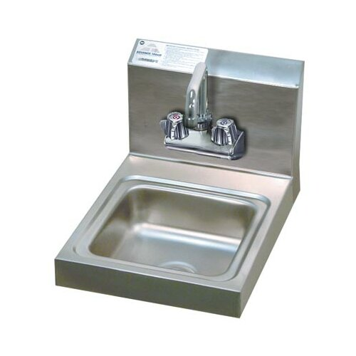 Wall Hung Mop Sink : Advance Tabco 6.5