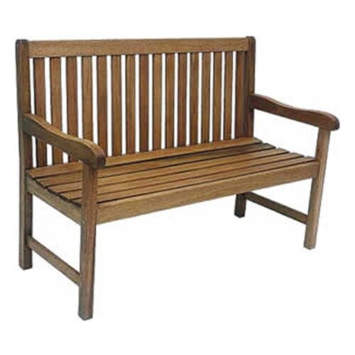 International Home Miami Milano Wood Garden Bench