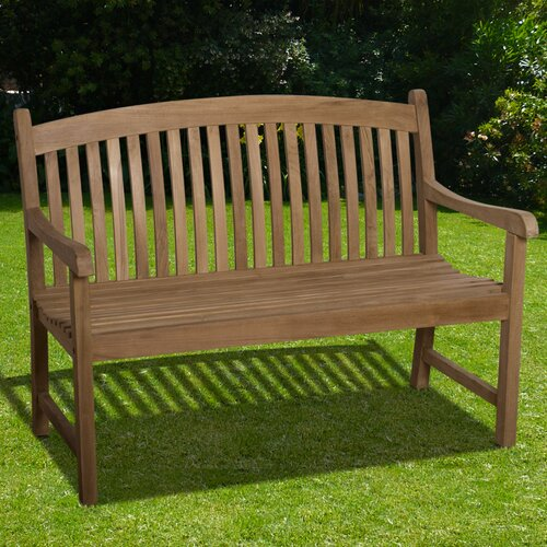 International Home Miami Darwin Teak Garden Bench