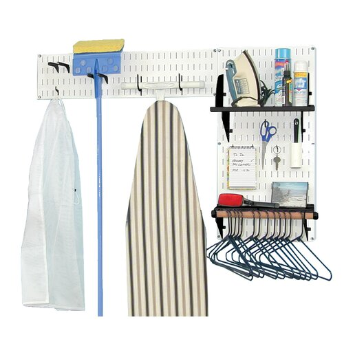 Storage and Organization Laundry Room Organizer