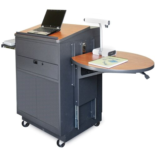Marvel Office Furniture Zapf Office Support Media Center Cart