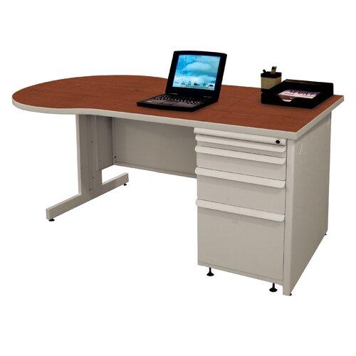 Marvel Office Furniture Zapf Teachers Computer Desk