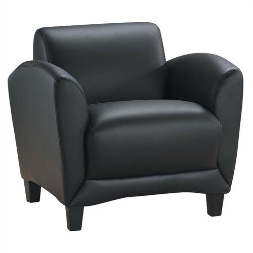 Storlie Manhattan Leather Lounge Chair