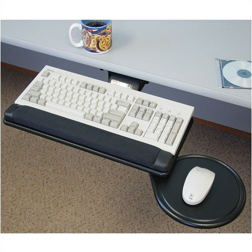 Storlie Keyboard Tray & Mouse Pad