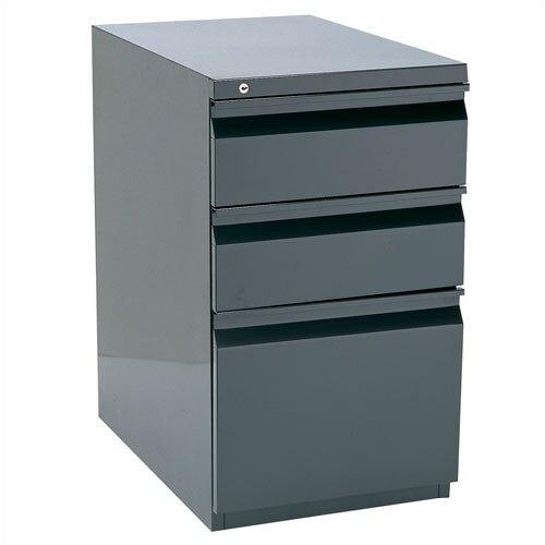 Storlie 3-Drawer Box/File Filing Cabinet