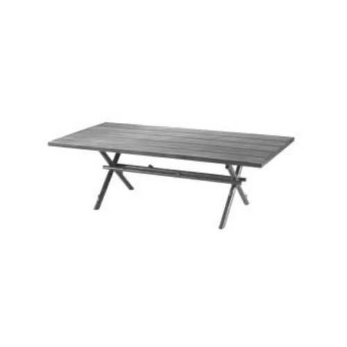 River Run Rectangular Dining Table with Faux Birch Top