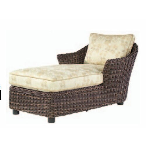 Sonoma Chaise Lounge with Cushion