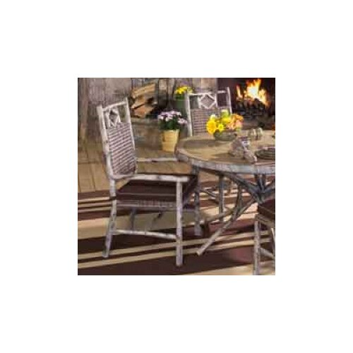 Whitecraft River Run Dining Arm Chair with Cushion