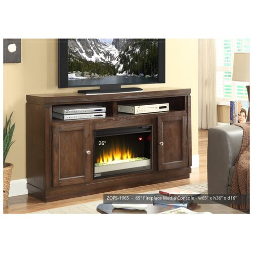 65 inch tv console wayfair. Black Bedroom Furniture Sets. Home Design Ideas